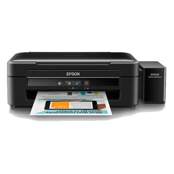 Epson L360 All-in-One (Multi-function) Ink Tank Printer