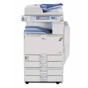 Ricoh Aficio MPC 2500 Colored Copier