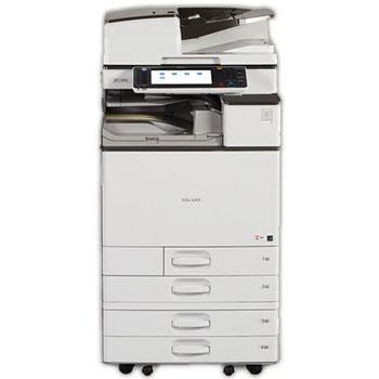 Ricoh MP C5503 Color Laser Multifunction Printer for rent